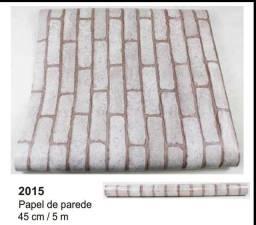 Título do anúncio: Papel de parede adesivo 5 metros
