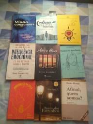 Livros Espíritas e de Auto Ajuda