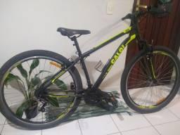 Bicicleta Aro 29 Mountain Bike Caloi -