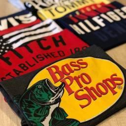 Camisetas Bass Pro Shops, Cabelas, Polo Play