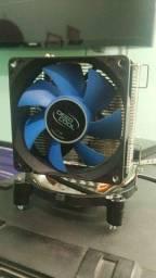 Pentium G4560 + Placa H110 Pro VH Plus + Air Cooler Deep Cool