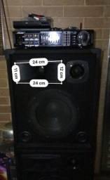 Amplificador power Bluetouch Fm Aux equalizador