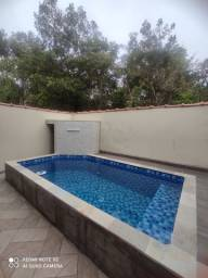 Título do anúncio: Casa com piscina em Itanhaém