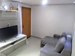 Apartamento com 2 dormitórios à venda, 52 m² por R$ 250.000,00 - Jardim Terramérica I - Am