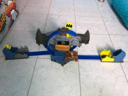 Pista hot wheels do Batman com carrinho