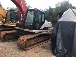 Escavadeira LBX 210 X2