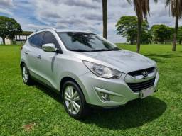 Título do anúncio: Hyundai Ix35 2WD 2.0 Flex Automática Prata 2012