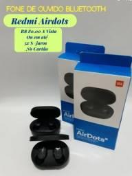 Fone de ouvido Bluetooth Redmi Airdots
