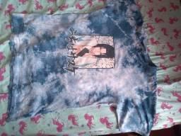 Camiseta do Sasuke