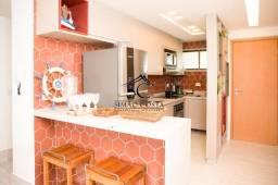 Excelente Apartamento no Polinésia | 72 Metros | 2 Quartos | 1 Suíte | 1 Vaga |