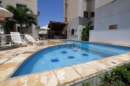 Apartamento com 2 dormitórios para alugar, 55 m² por R$ 1.600,00/mês - Maraponga - Fortale
