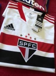 Camisa do São Paulo 2020/21