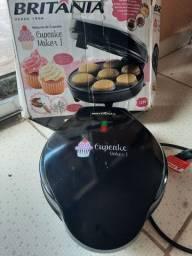 Máquina de Cupcake Britânia