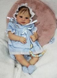 Bebê Reborn by MoRallon kit Beatriz Original Nacional