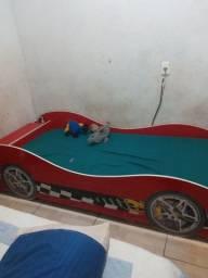 Cama de solteiro infantil