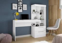 Título do anúncio: Escrivaninha Office NT2010 Notável com 02 gavetas - Entrega Imediata!