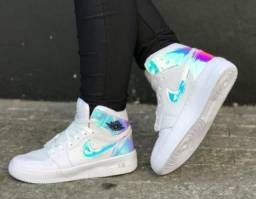 Título do anúncio: Botinha Nike Jordan