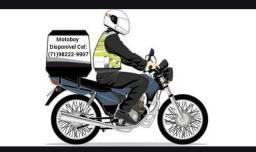 Motoboy Disponível.