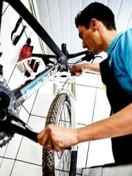 Título do anúncio: Mecanico de bicicleta
