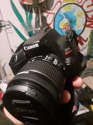 Título do anúncio: Câmera Canon Rebel Sl3 PREMIUM kit