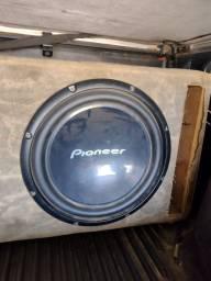 Título do anúncio: Vendo ou troco 2 sub Pioneer