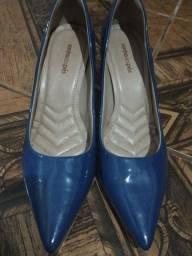 Scarpin Azul Sonho dos Pés