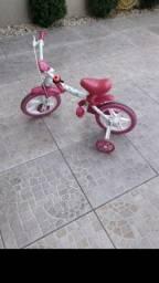 Bicicleta Caloi Cesi aro 12 pouquíssimo uso!