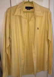 Camisa Social Polo Ralph Lauren Original