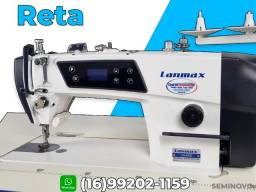 Título do anúncio: Máquina de Costura Reta Direct Drive Lanmax lm9980d Pesponto