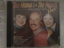 Cd The Mama's & The Papa's - Greatest hits