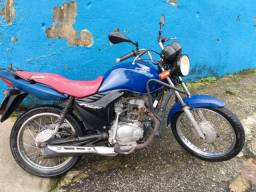 Moto cg fan 125 ,ano 2010