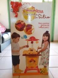 Calesita Imagin Ativa Cozinha Do Sítio na Caixa Novo