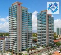 Título do anúncio: Apartamento à venda, 74 m² por R$ 525.000,00 - Guararapes - Fortaleza/CE