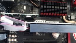 PLACA MAE AM3 MSI 990FXA GAMING