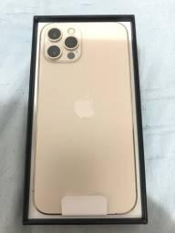Título do anúncio: iPhone 12 Pro 128GB Dourado