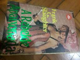 Livro A Rebelde Apaixonada. 1986