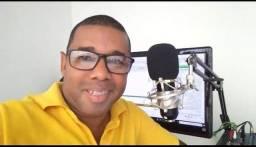 gravação de áudio spot comercial
