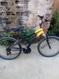 Título do anúncio: bicicleta de marcha caloi 250