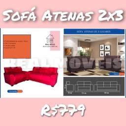 Sofá Atenas sofá Atenas sofá Atenas -0204030