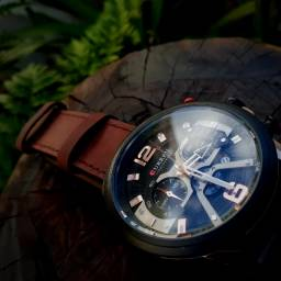 Relógio Curren Masculino Importado Original 8329