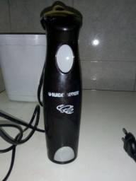 Mixer Vertical   Black & Decker, usado,220v potente, oportunidade vender logo