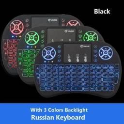 Mini teclado smart TV box