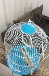 Gaiola para periquito ou calopsita