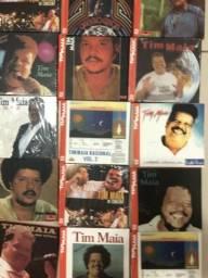 Coleção de CDs Tim Maia