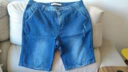 Bermuda jeans Hering