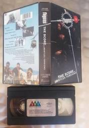 Fita Video VHS Show Clips Fugees para fã colecionador
