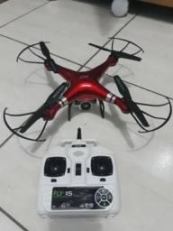 Drone X52HD com câmera remota melhor que syma brinquedo voa Novo