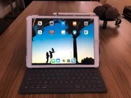 Ipad Pro 12,9 Com Teclado Original E Apple Pencil, Cellular