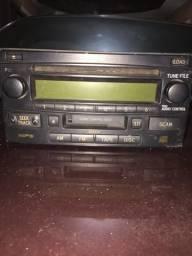 Rádio som original Toyota Hilux