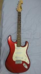 Guitarra Memphis Tagima caixa meteoro